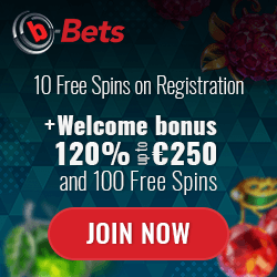 Latest bonus from b-Bets Casino